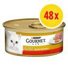 Gourmet Gold Paté Kattenvoer Mixpakket 48 x 85 g