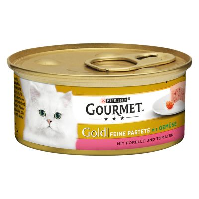 Gourmet Gold Pâté Recipes Mega Pack 48 x 85g