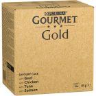 Gourmet Gold Raffiniertes Ragout Jumbo Pack 96 x 85 g