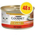 Gourmet Gold Raffiniertes Ragout 48 x 85 g