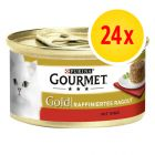 Gourmet Gold Refined Ragout Multibuy 24 x 85g