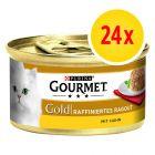 Gourmet Gold Tartelette 24 x 85 g