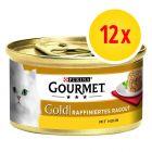 Gourmet Gold Tartelette 12 x 85 g
