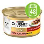 Gourmet Gold Tender Chunks Mega Pack 48 x 85g
