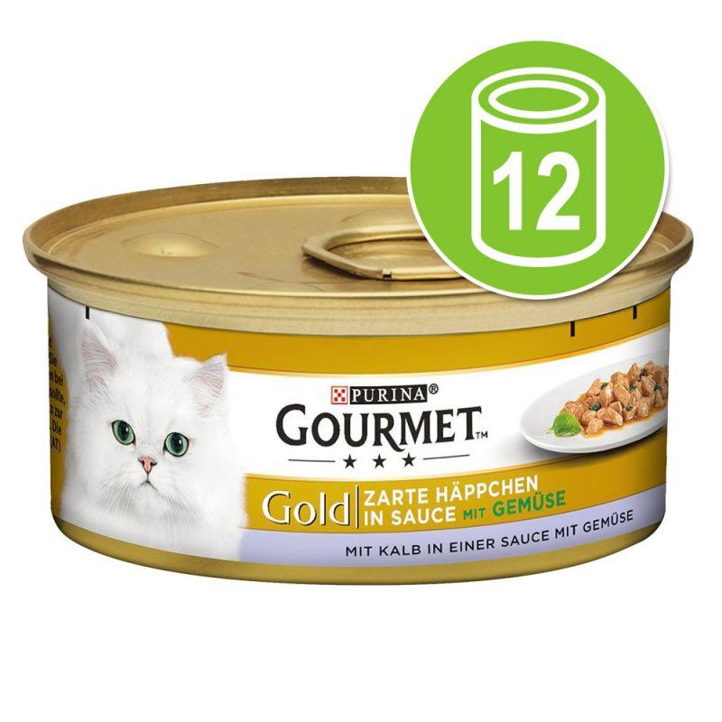 Gourmet Gold Tender Chunks 12 x 85g