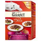 Gourmet Mon Petit Duetti 6 x 50 g