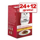 Gourmet Mon Petit 36 x 50 g en oferta: 24 + 12 ¡gratis!