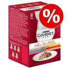 Gourmet Mon Petit 6 x 50 g märkäruoka: 20 % alennuksella!