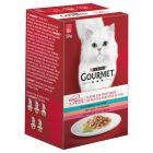 Gourmet Mon Petit 6 x 50 g pour chat