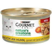Gourmet Nature's Creations Mini Filets 12 x 85 g