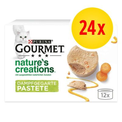 Gourmet Nature's Creations Mousse 24 x 85 g