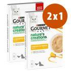 Gourmet Nature's Creations Snack 5 x 10 g en oferta: 1 + 1 ¡gratis!
