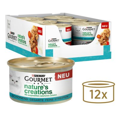 Gourmet Nature's Creations 12 x 85g