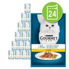 Gourmet Perle comida húmida para gatos 24 x 85 g - Pack económico