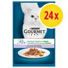 Gourmet Perle Duetto di Carne, 24 x 85 g