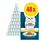 Gourmet Perle -lajitelmapakkaus 48 x 85 g