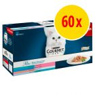 Gourmet Perle Pouches Mixed Jumbo Pack 60 x 85g
