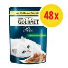 Gourmet Perle, 48 x 85 g