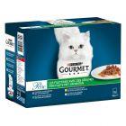 Gourmet Perle 12 x 85 g Alimento umido per gatti