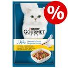 Gourmet Perle 120 x 85 g comida para gatos com grande desconto!