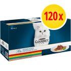 Gourmet Perle 120 x 85 g - Megapack ahorro