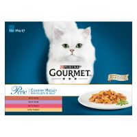 Gourmet Perle 12 x 85 g pour chat