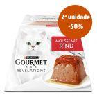 Gourmet Revelations Mousse em promoção: - 50 % na segunda unidade