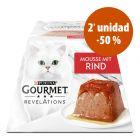 Gourmet Revelations Mousse en oferta : - 50 % en la segunda unidad
