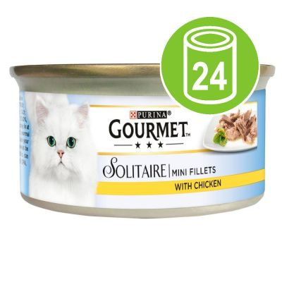 Gourmet Solitaire Saver Pack 24 x 85g