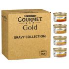Gourmet Wet Cat Food Jumbo Pack 96 x 85g
