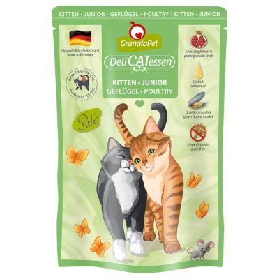 Alimento umido per gattini GranataPet DeliCatessen Buste - Kitten | zooplus