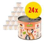 GranataPet DeliCatessen -säästöpakkaus 24 x 200 g