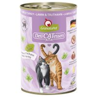 GranataPet DeliCatessen 6 x 400g pour chat