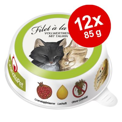 GranataPet Filet à la carte 12 x 85 g