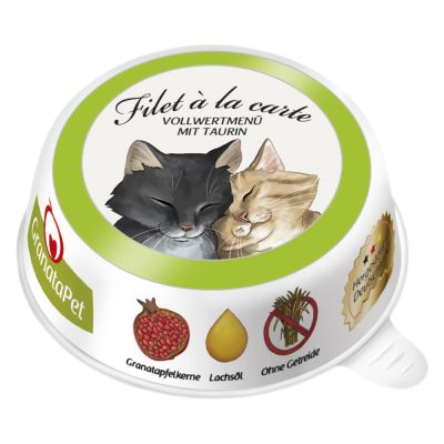 GranataPet Filet à la carte 24 x 85 g