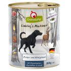 GranataPet Liebling's Mahlzeit Rêve d'hiver pour chien