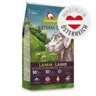 GranataPet Natural Taste Trockenfutter Lamm