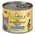 GranataPet Symfonie Kattenvoer 6 x 200 g