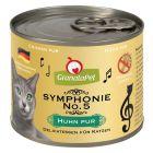 GranataPet Symphonie 6 x 200 g pour chat
