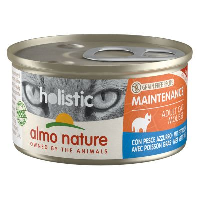 20 + 4 gratis! Almo Nature Holistic Specialised Nutrition/Maintenance 24 x 85 g