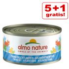 5 + 1 gratis! Almo Nature Legend 6 x 70 g
