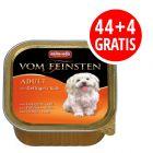 44 + 4 gratis! Animonda vom Feinsten Adult, 48 x 150 g