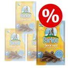 105 + 7 gratis! Barkoo Dental Snacks