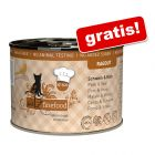 Gratis! catz Finefood Ragout, Varkensvlees & Kalfsvlees, 180 g