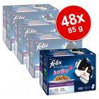 42 + 6 gratis! Felix Junior/Senior (So gut wie es aussieht), 48 x 85 g