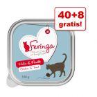 40 + 8 gratis! Feringa Classic Meat Menu, miseczki, 48 x 100 g