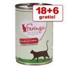18 + 6 gratis! Feringa kjøttmeny 24 x 400 g