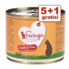 5 + 1 gratis! Feringa Menu Duo-Soorten 6 x 200 g / 6  x 400 g / 6 x 800 g