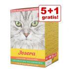 5 + 1 Gratis! Josera Paté Multipack 6 x 85 g