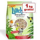 11+1 gratis! 12 kg Lillebro mangime per uccelli selvatici